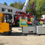 2020 Update Produktion fertig, alle Maschinen sind durch CNC-Spritzgießmaschinen ersetzt worden